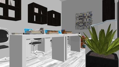 Escenario 2 - Office  - by Marielablz06