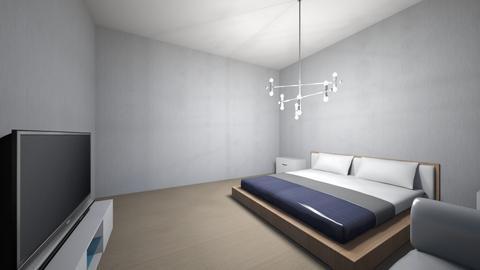 Bedroom - by Georgiaandres
