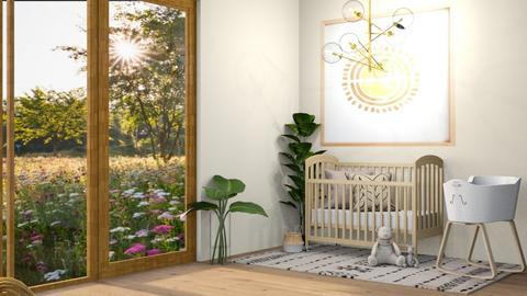 Meadow - Kids room  - by LuluDesignStyle