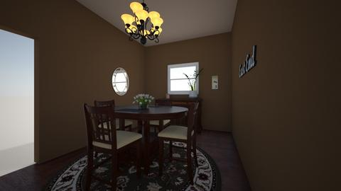 dining room - by astatzer45