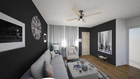 after 5 years LRM 1AA5 - Living room  - by zainab alkaram