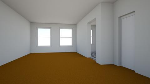 Orange Carpet - by Nico Langeveld