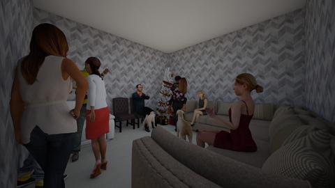 christmas fun - Living room  - by deleted_1604418910_cody09