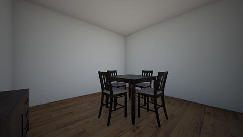 shay dinningroom - Kitchen - by jazz452327