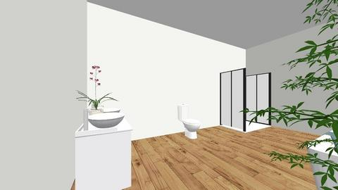 Zen Bathroom - Modern - Bathroom  - by moode4250