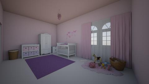 Baby Room - Kids room  - by cagla_deniz_