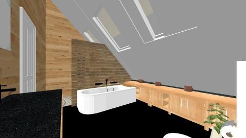 KidsRoom_ver3 - Classic - Bathroom  - by Kovacs Katalin