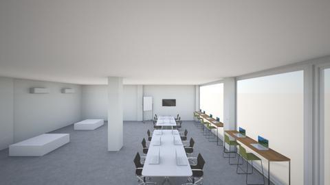 Training Room V1 - Office  - by JanjyEiei