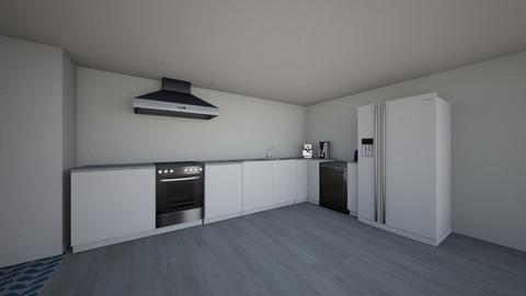 Basement Kitchen - Kitchen - by eknapp