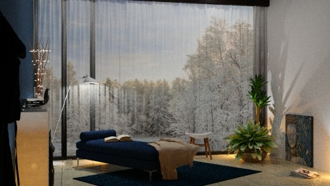 winter nook - by barnigondi