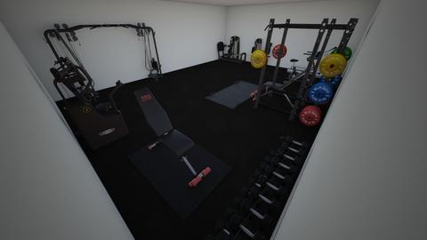 Strength Gym - by kernow79
