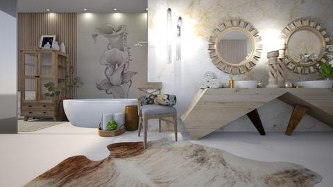 lily - Bathroom  - by ana111