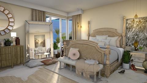 Eclectic Bedroom - Bedroom - by Vlad Silviu