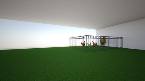 Creche  - Kids room - by jrossignol2001