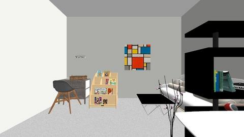 Minimalist Office - Minimal - Office  - by Caitlyn Tan