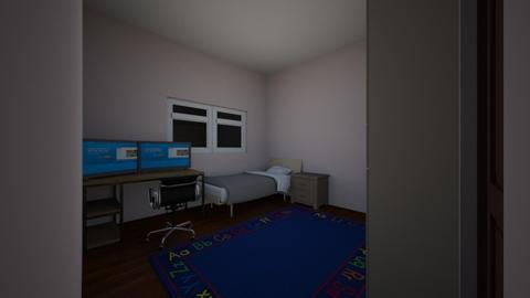 cagant - Bedroom - by cagantopalak