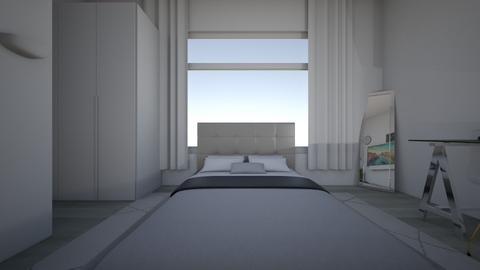 new room - Modern - Bedroom - by Van Oosterwijck