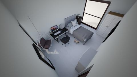 f BEDROOM - Bedroom  - by faaatimaaa