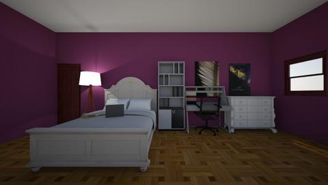 teenage drama - Modern - Bedroom  - by skz1