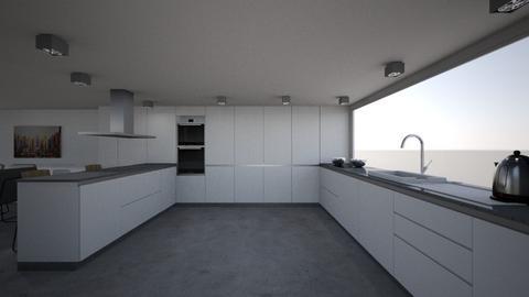kitchen new 2 - Kitchen  - by eliskat