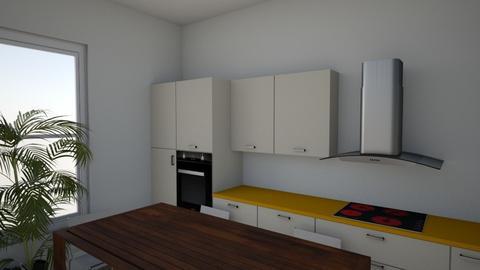 kk - Kitchen - by vlacara3