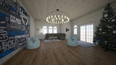 Living Room  - Glamour - Living room  - by Florinda