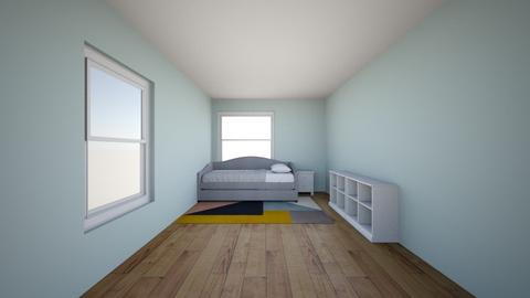 Sahara Bedroom NY - Kids room  - by blackc96