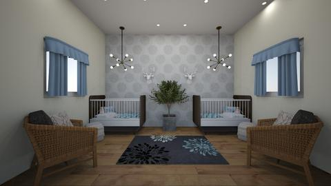 isabelles kids room - Kids room  - by 887073i