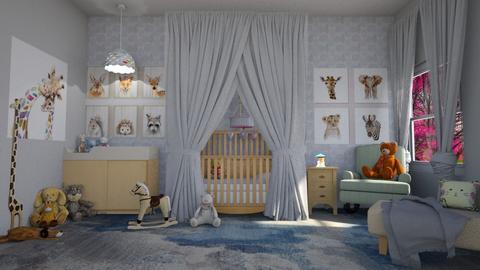 Surprise Baby Nursery  - by  krc60