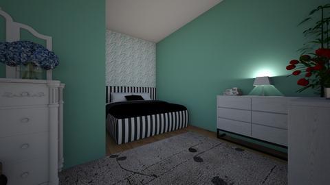 tiny apartament - Glamour - by BTSfangirl
