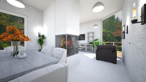 greyroom - Living room  - by monek299