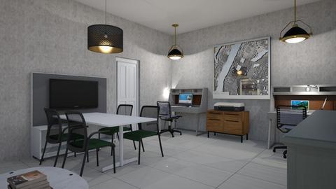 off - Modern - Office  - by steker2344