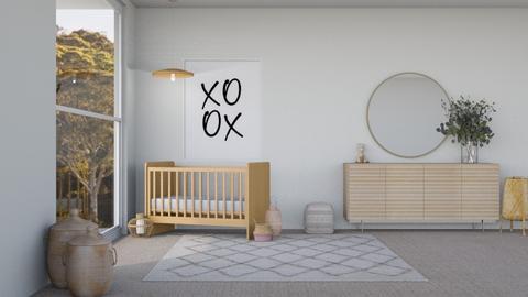 N I D I  A - Kids room  - by C O Z Z A B