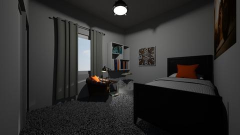 Bedroom Idea - Bedroom  - by Riordan simpson