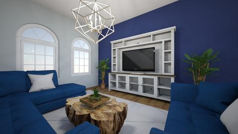 Oscar Living room - by EwaT