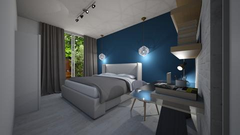 17m2 - Bedroom  - by 32000
