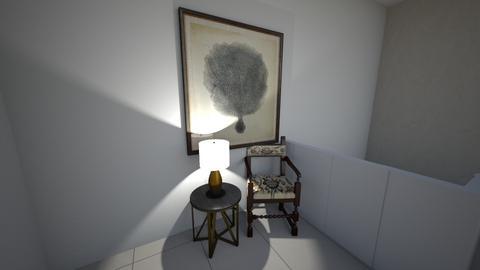 CUARTO SOTANO - Living room  - by oscarflores