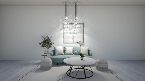 beige - Living room  - by DarcieM88