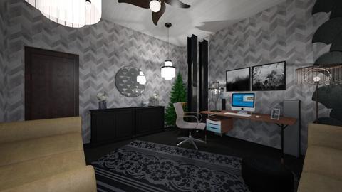 modern office room - Modern - Office  - by xl3g3nd3ry