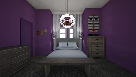 fancy bedroom - Global - Bedroom - by Thecreatorofrooms