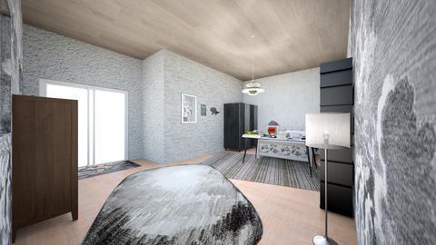 camera da letto Will - Bedroom - by Newt Forever GM