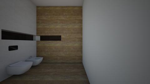 white wood - Modern - by szaboi