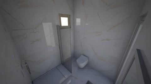 bathroom 1 - Bathroom  - by bleonarrahmanii