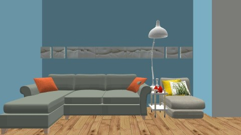 Living Room - Modern - Living room  - by Morgan Brueckner