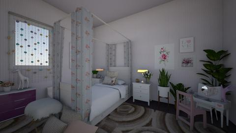 Princess - Feminine - Bedroom  - by Irishrose58