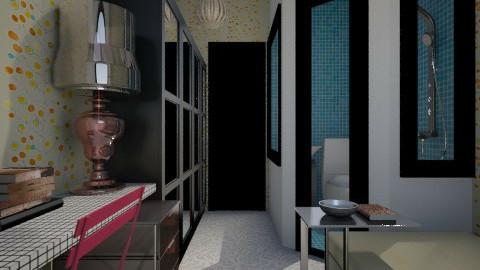 Nakagi Capsule CLAsH - Eclectic - Bedroom  - by 3rdfloor