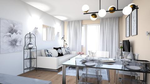 Living room 1 - Living room  - by Krynska