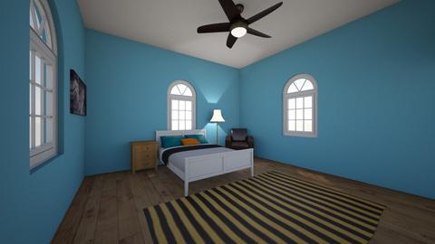 Papas bedroom - Bedroom  - by fallenangel_158