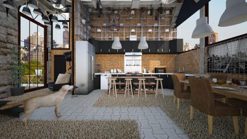 big kitchen - Global - Kitchen  - by Evangeline_The_Unicorn