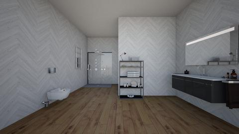 Bad  - Bathroom - by Leni_Scheffler